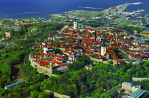 capital city of Estonia