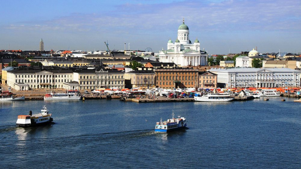 capital city of Finland