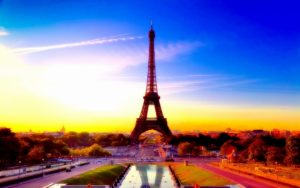 capital city of France