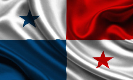 National flag of panama