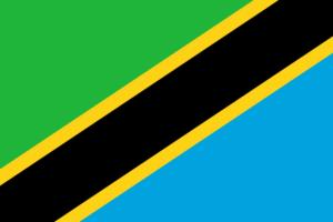 national Flag of tanzania