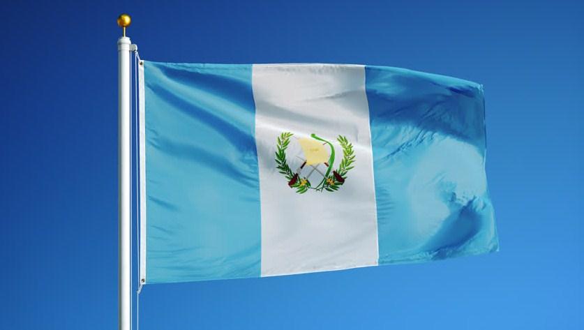 national flag of Guatemala