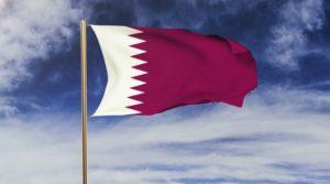 National Flag of Qatar and Flag History