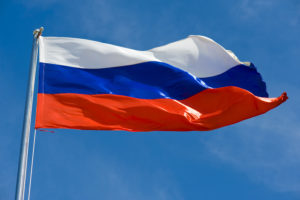 Russia flag picture