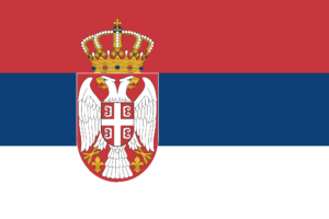 national flag of Serbia