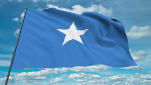 national flag of Somalia