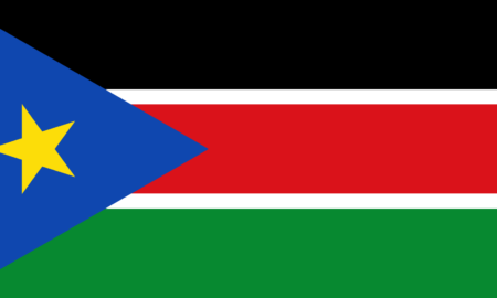 national flag of South Sudan