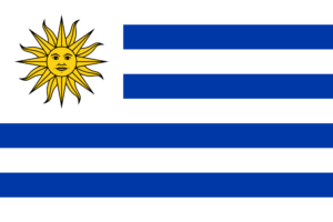 national flag of Uruguay
