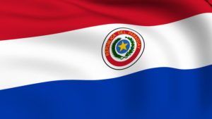 National Flag of Paraguay