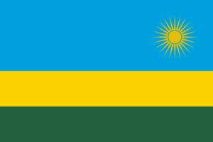 National Flag of Rwanda