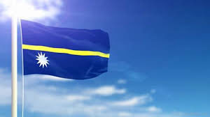 Nauru Flag Pictures