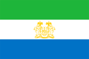Sierra Leone Flag Picture