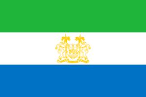 Sierra Leone Flag Picture