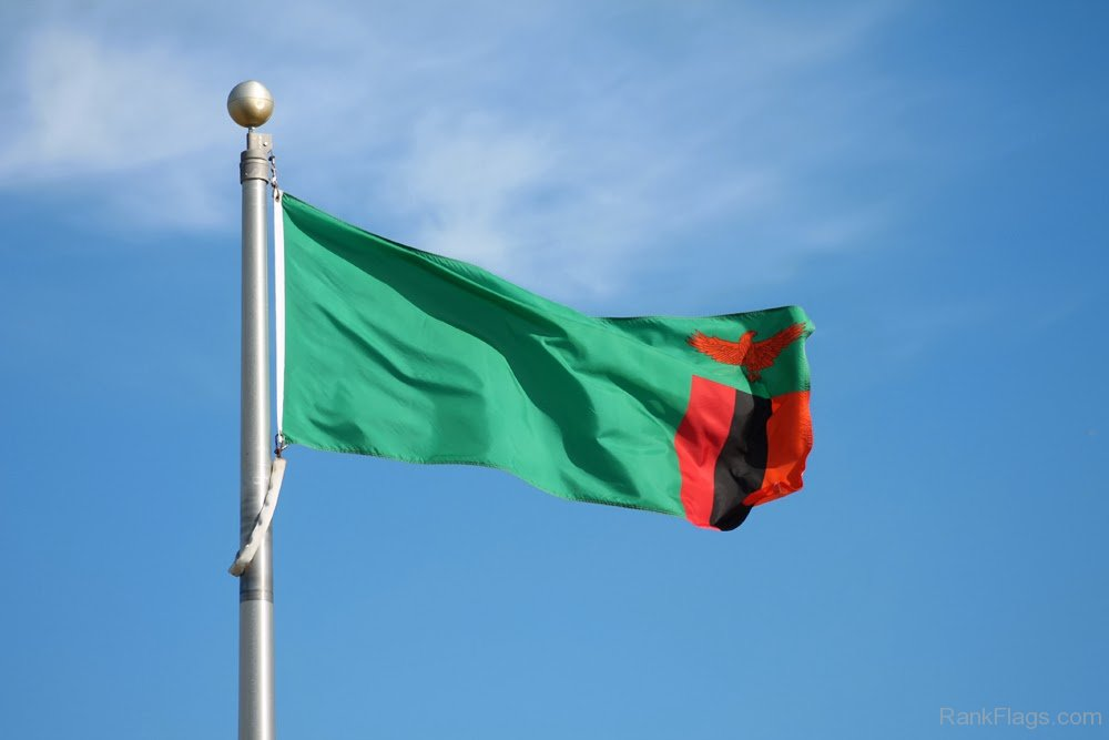 National Flag of Zambia | Zambia Flag Meaning,Picture and ...