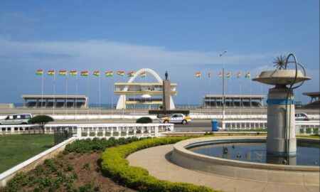 Accra Capital City of Ghana