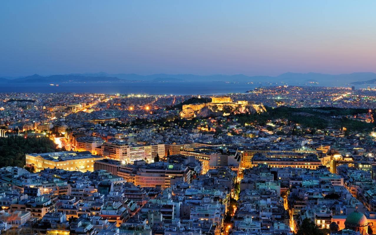 Athens: Capital City of Greece
