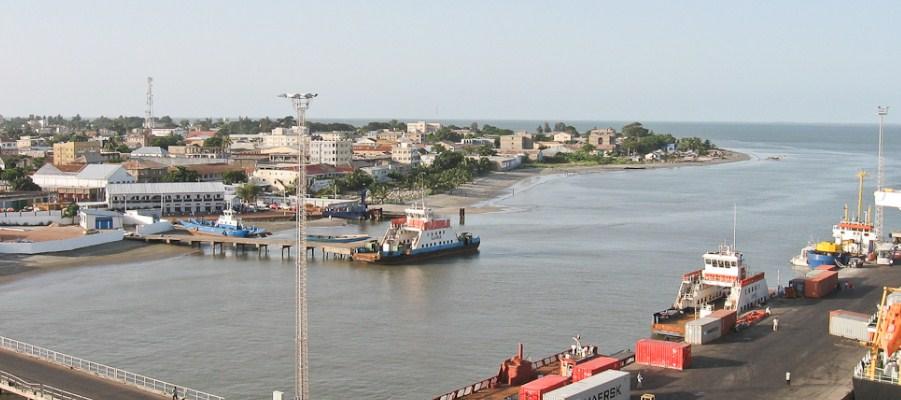 Capital City of Banjul