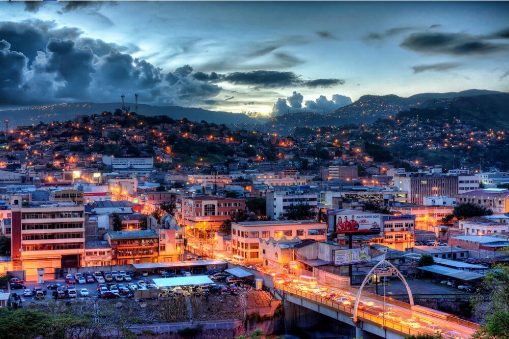Tegucigalpa: Capital of Honduras