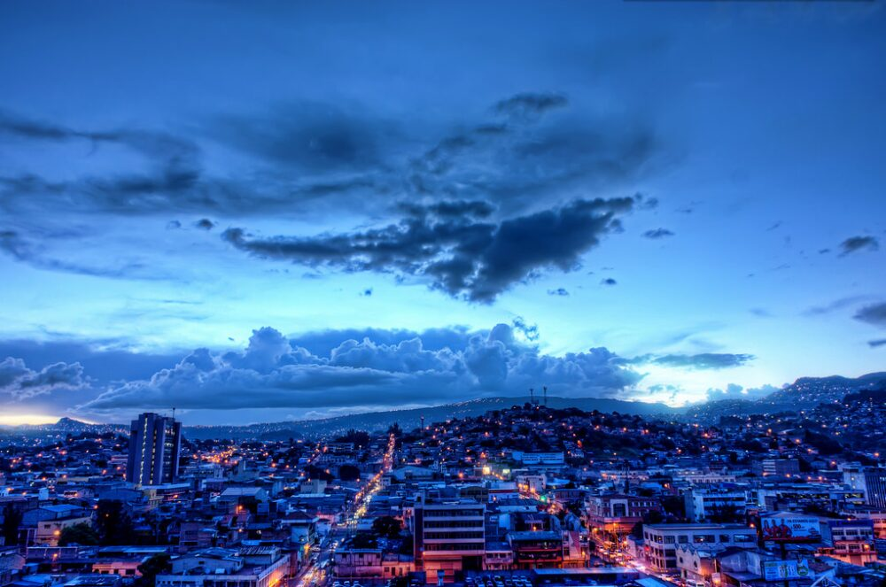 Tegucigalpa: Capital of Honduras2
