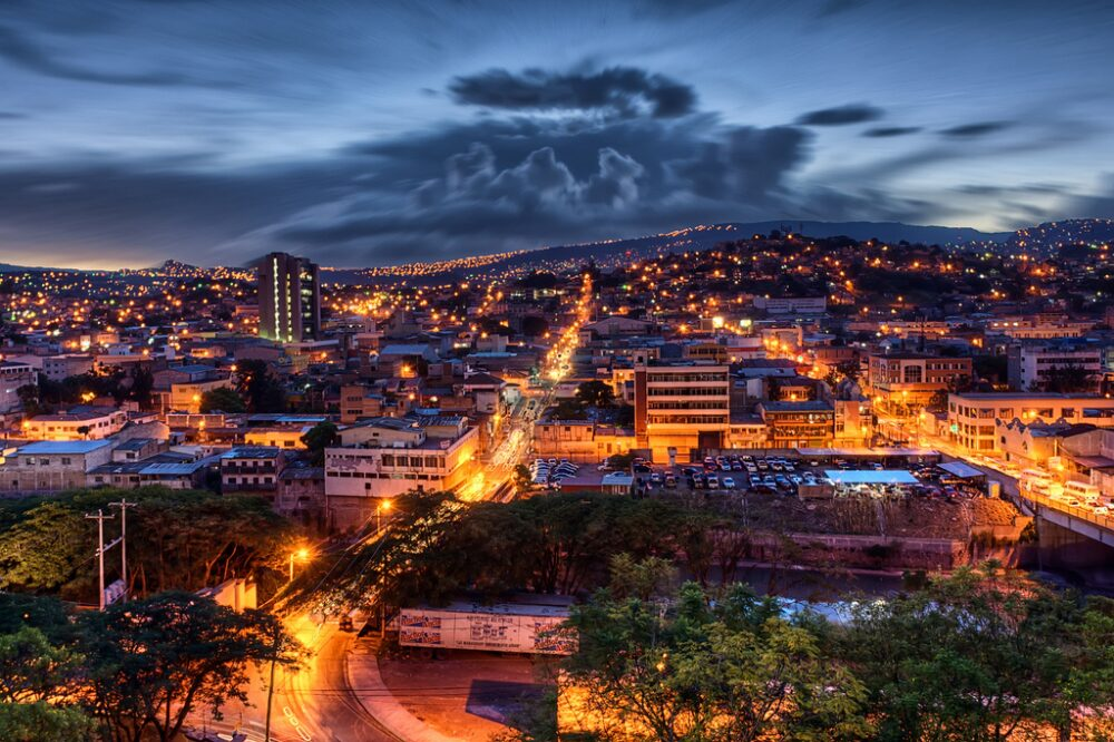 Tegucigalpa: Capital of Honduras1