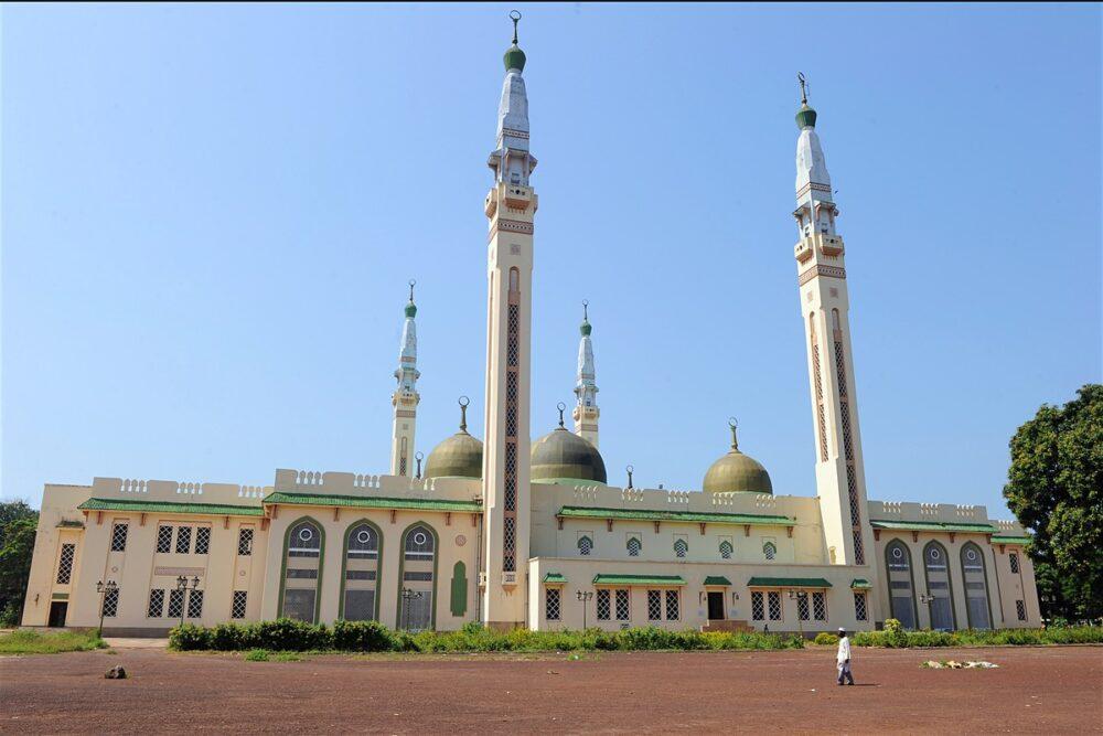 Conakry Capital city of Guinea