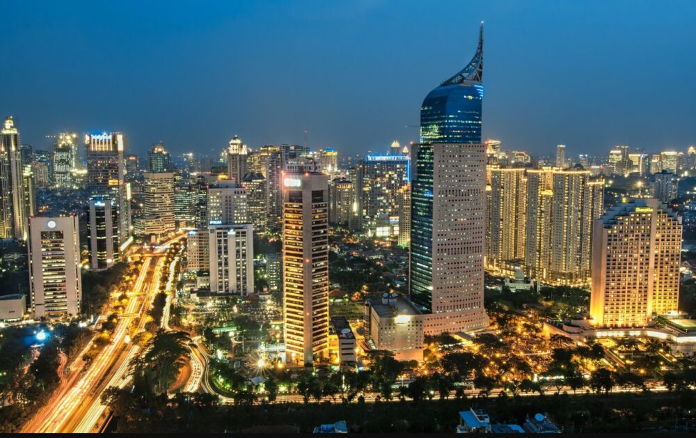 Jakarta: Capital of Indonesia
