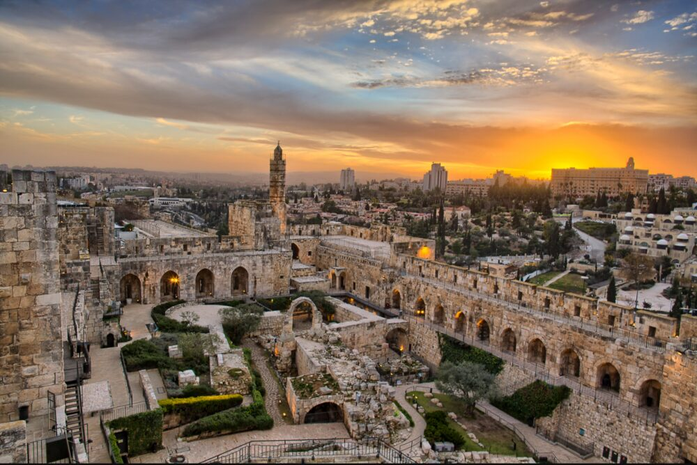 Jerusalem: The Capital of Israel