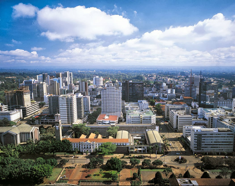 Nairobi: The Capital of Kenya