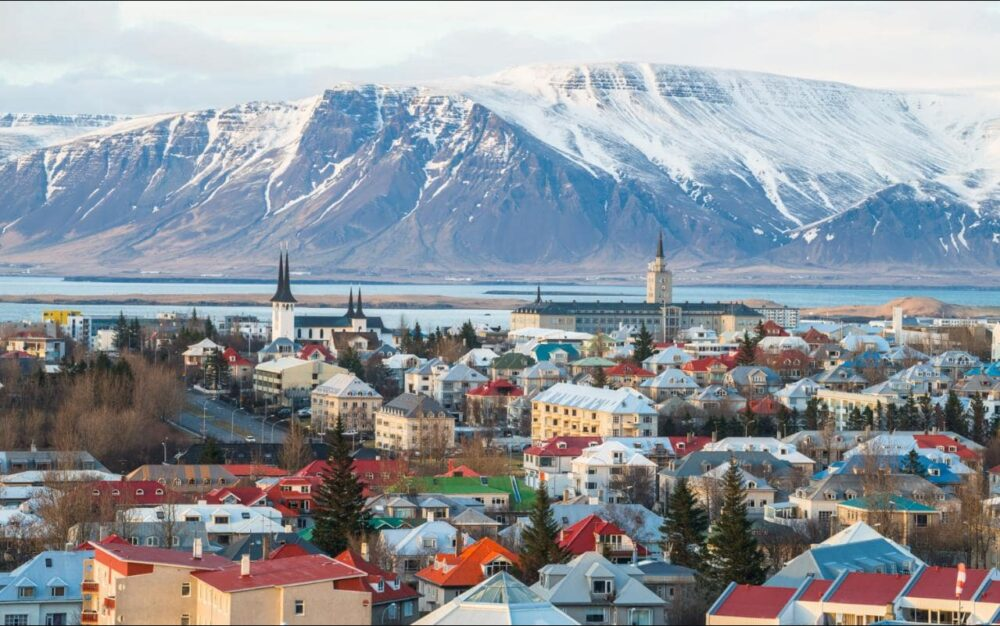 Reykjavik: Capital of Iceland c