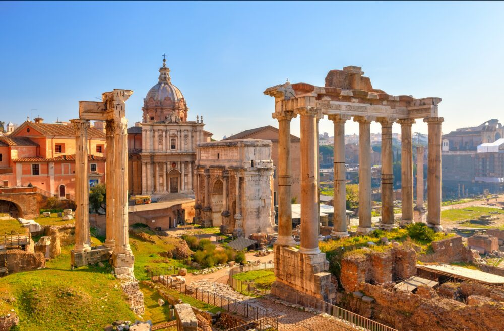 Rome: The Capital of Italy