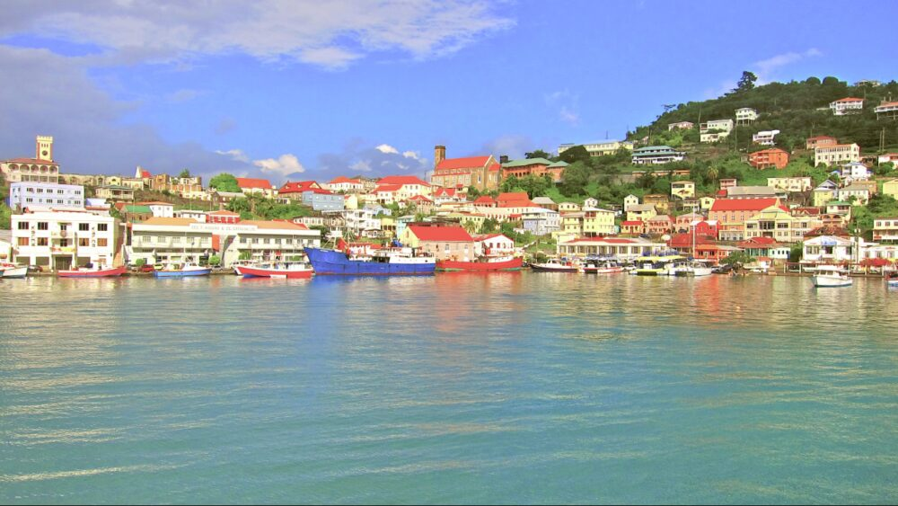 St. George's: Capital of Grenada