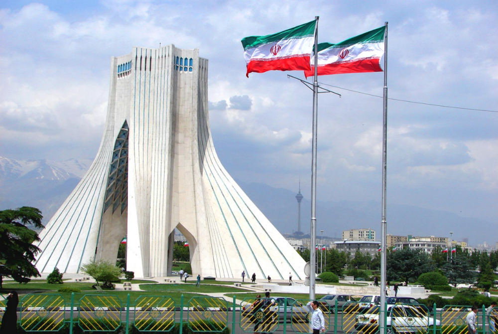 capital city of Iran Tehran