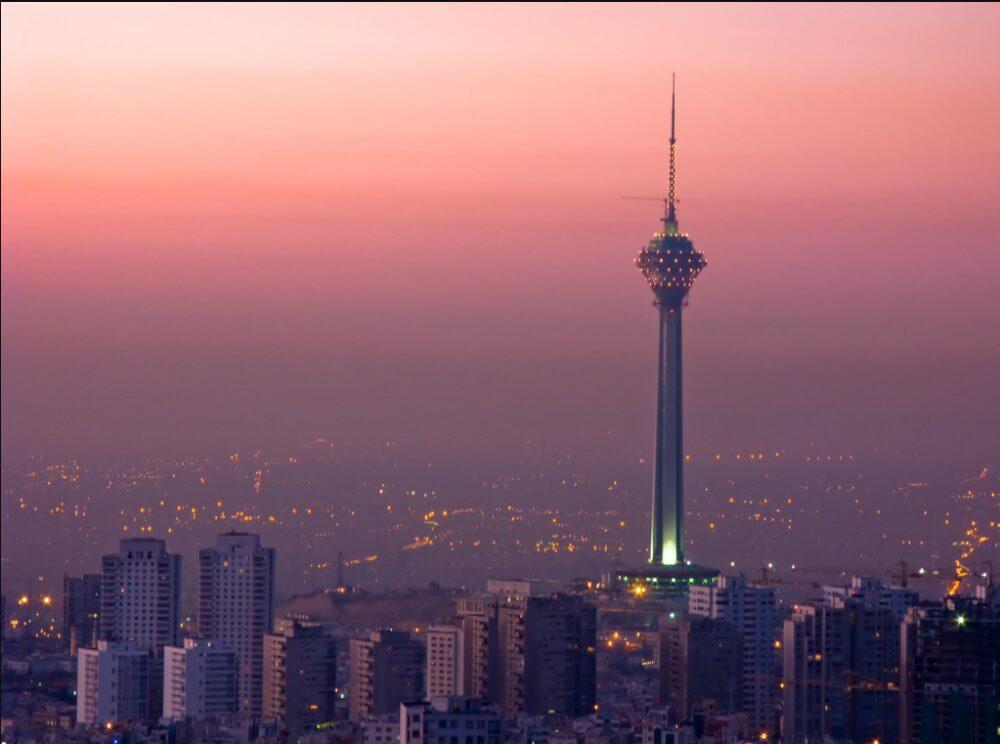 capital city of Iran Tehran