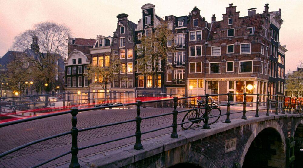Amsterdam Capital City of Netherlands
