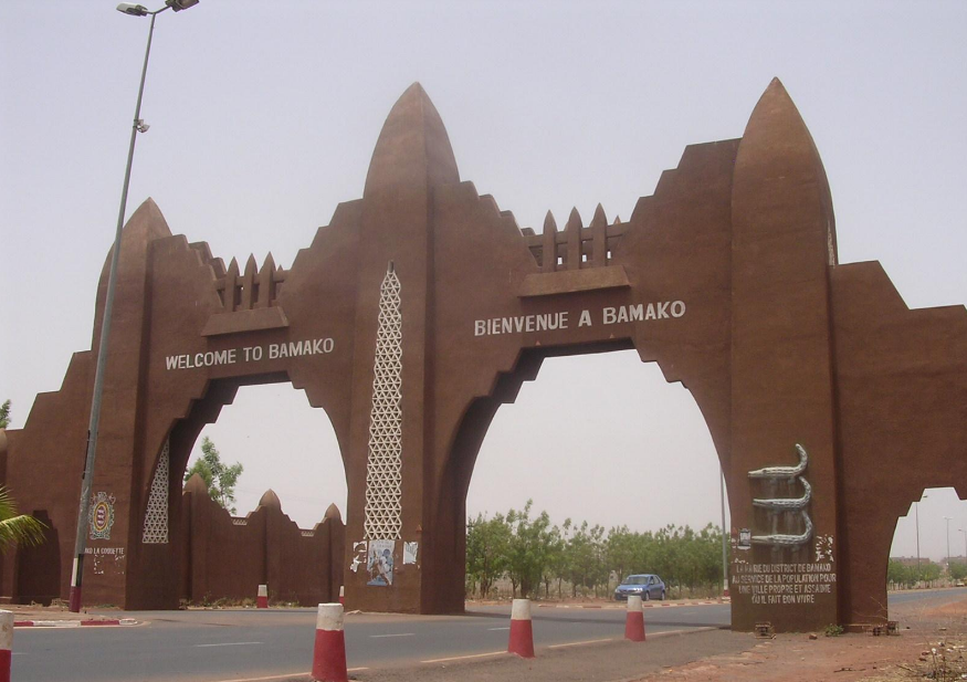 Bamako Capital City of Mali