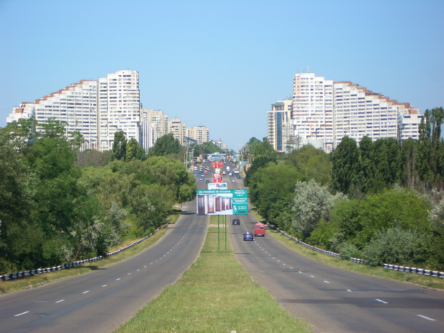 Chișinău Capital City of Moldova