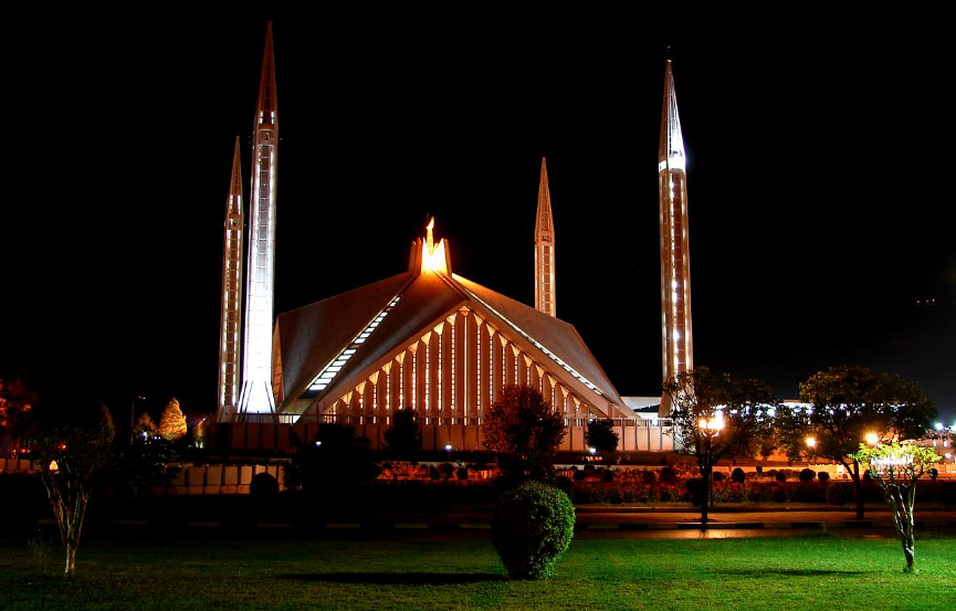Islamabad Capital City of Pakistan