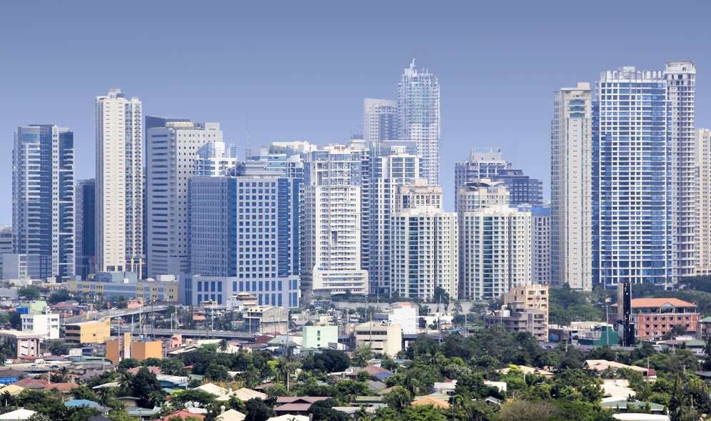 Manila Capital City of Philippines