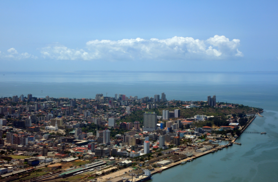 Maputo Capital City of Mozambique