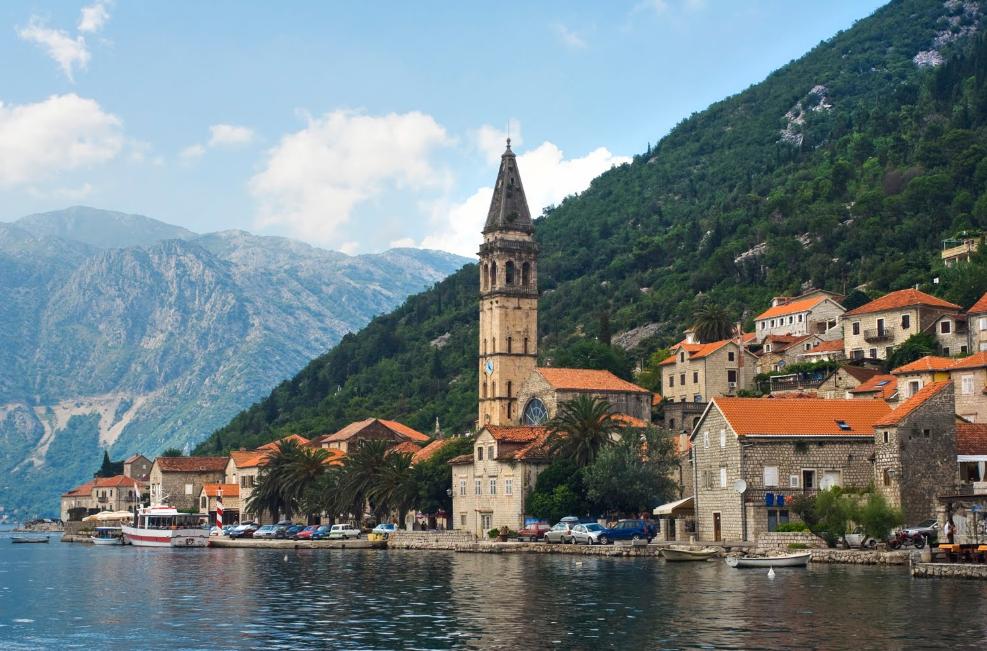 Podgorica Capital City of Montenegro