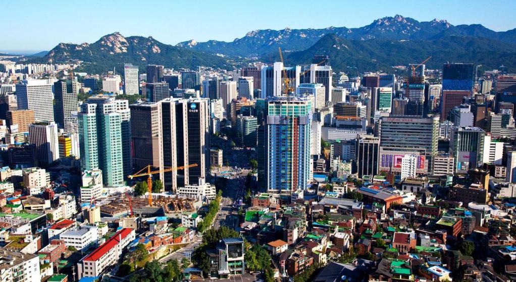 Seoul Capital City of Korea, South