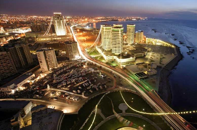 Tripoli capital city of libya