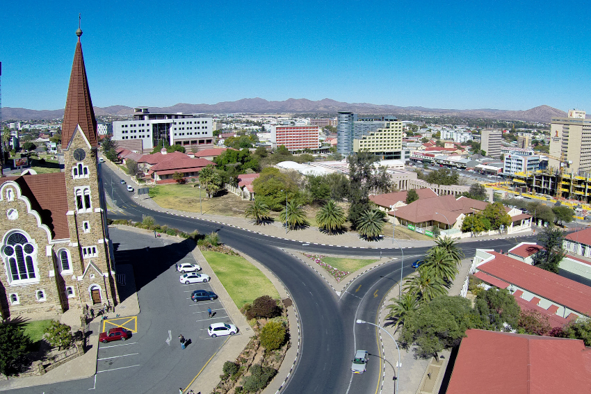 Capital City of Namibia