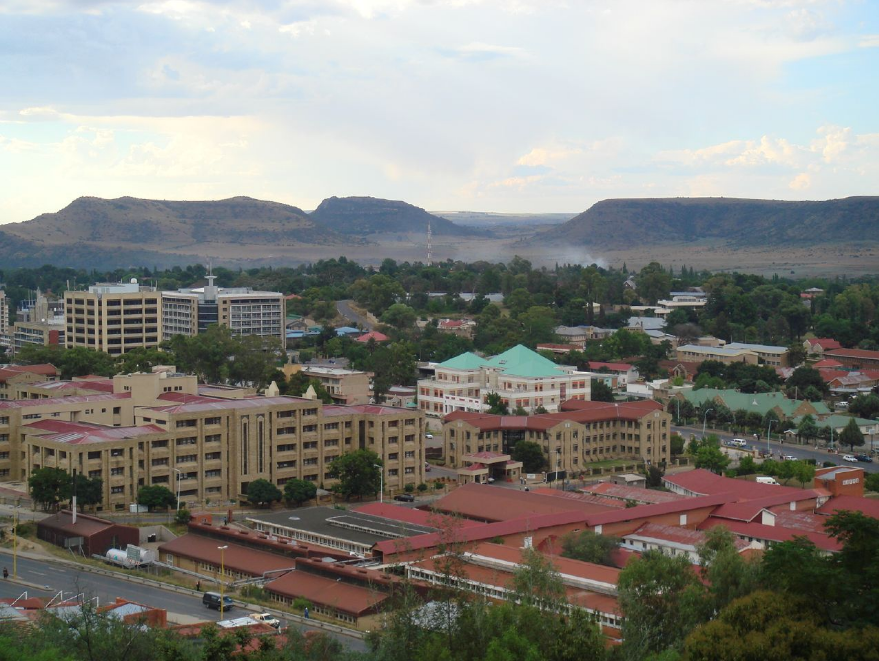 maseru capital of lesotho