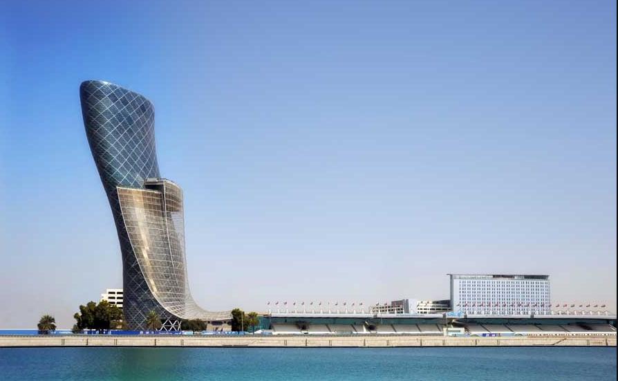 Abu Dhabi Capital City of United Arab Emirates