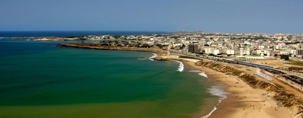 Dakar Capital City of Senegal