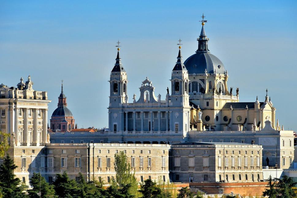 Madrid Capital City of Spain