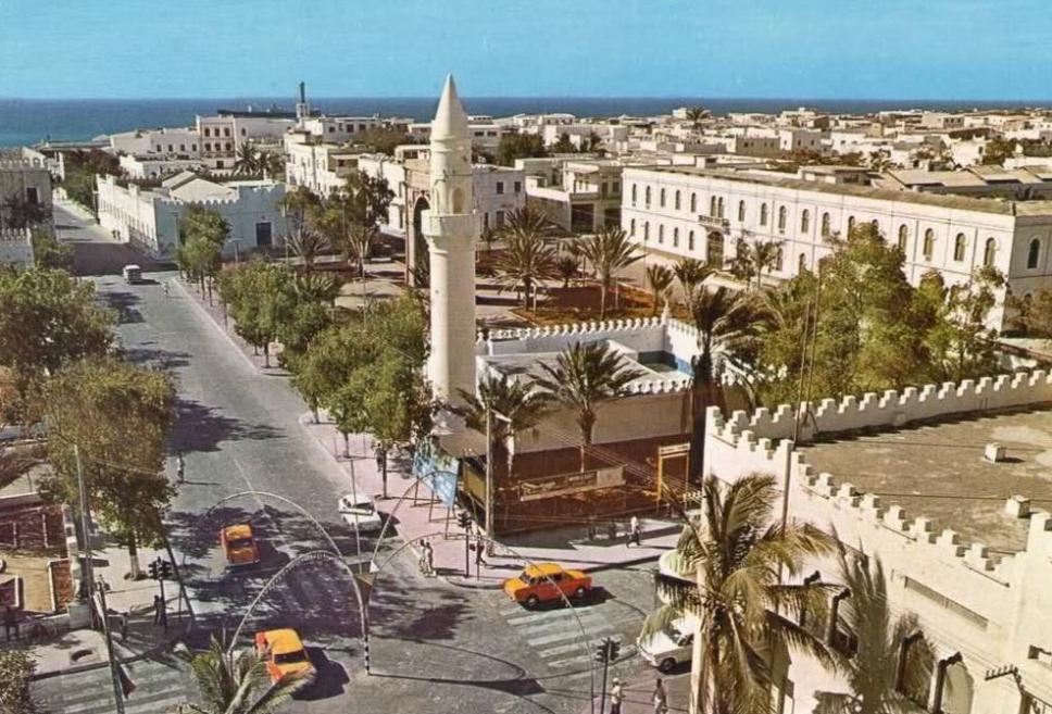 Mogadishu capital city of somalia