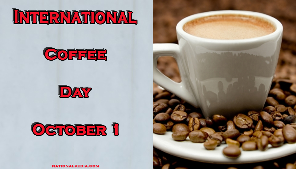 International Coffee Day October 1