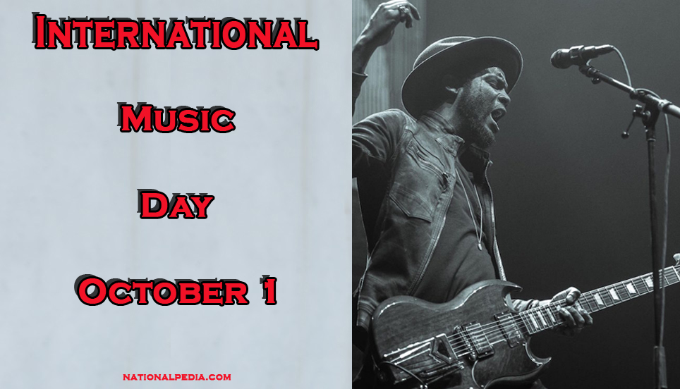 International Music Day October 1